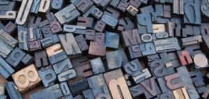 如何尋找字型